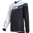 IXS Race 7.1 DH Bike Jersey Longsleeve Men white/black